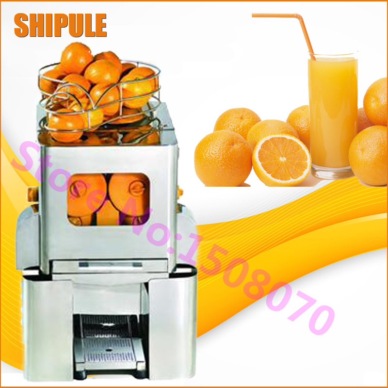 SHIPULE 2000E-5 wholesale products orange juice extractor machine can can orange citrus juicer machine