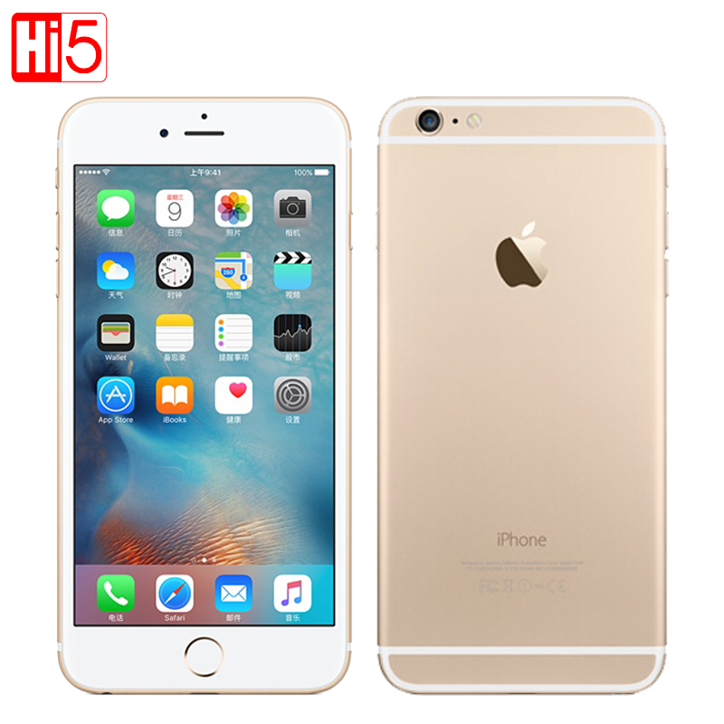 "Unlocked Apple iPhone 6S / 6S Plus 12.0MP Camera Dual Core 2GB RAM 16/64/128GB ROM 4.7""&5.5"" 4K Video iOS 9 LTE Used Cell phones"