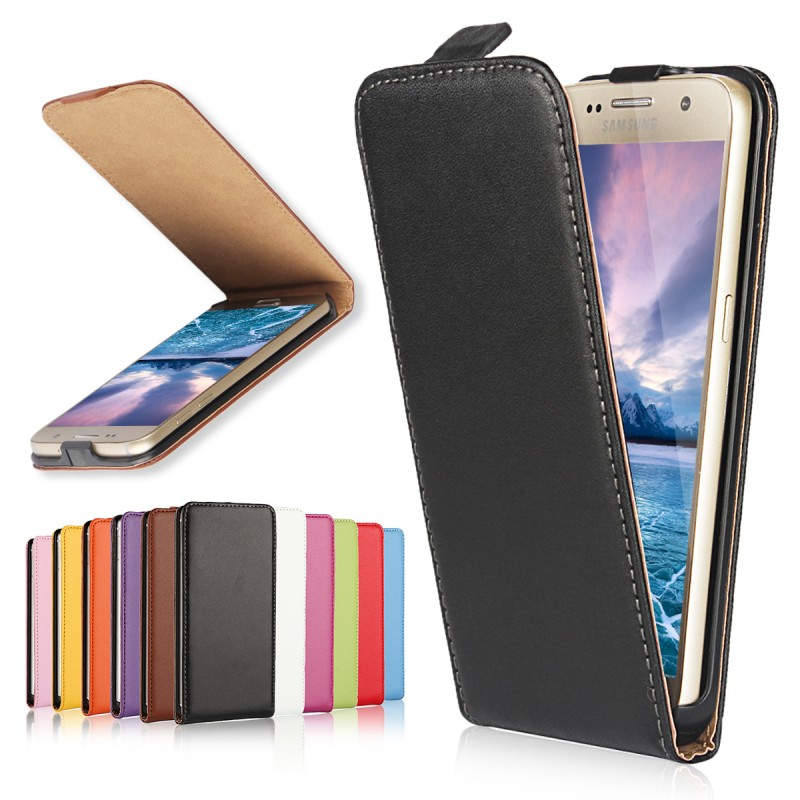 For Etui Samsung S8 Cover Fundas Capa Vertical Flip Leather Case Coque for Samsung Galaxy S8 Plus S 8 Mobile Phone Bag Accessory