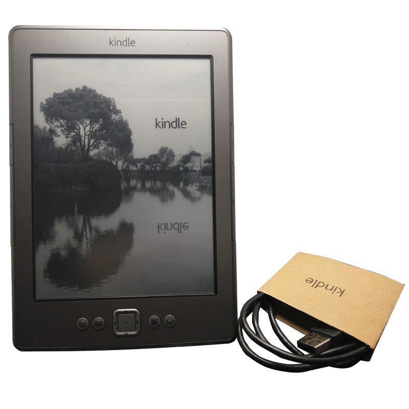 Kindle 4 eink screen 6 inch ebook reader e-book,electronic,have kobo in shop ,e book,e-ink,reader 2GB