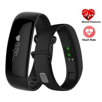 New Smart Wristband M88 Smart band Heart Rate Blood Pressure Fitness Bracelet Pedometer Activity Tracker PK mi band 2 PK fitbit