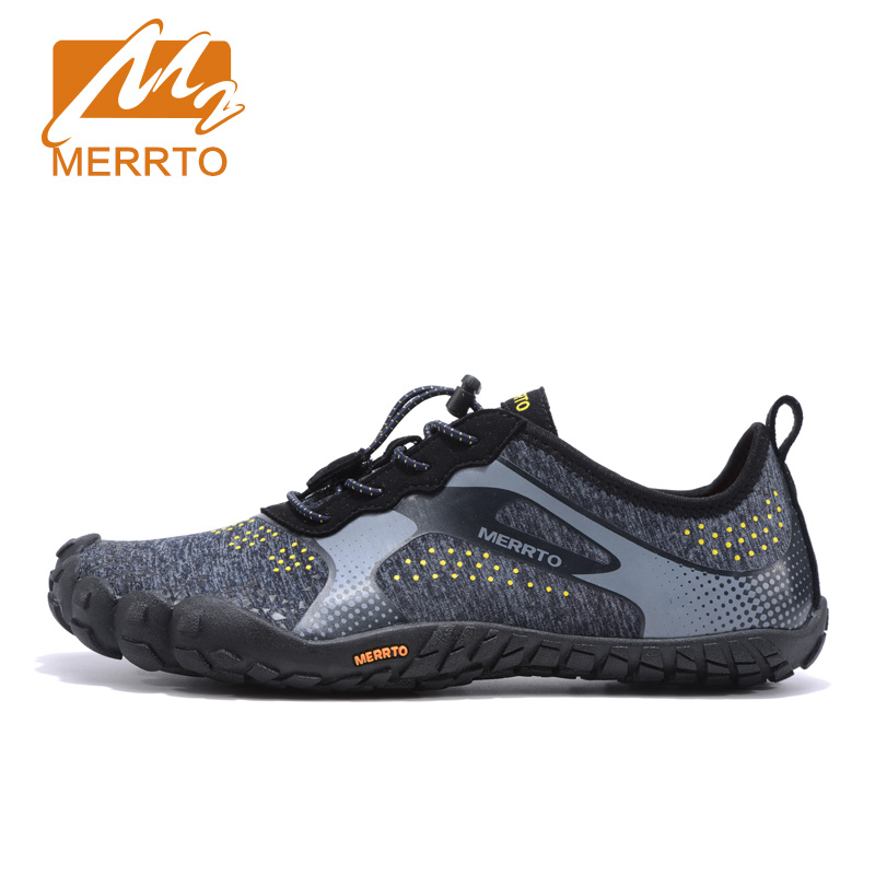 MERRTO Brand 2017 men's comfortable sports running shoes breathable and light soft outdoor sports shoes For Men#MT18680