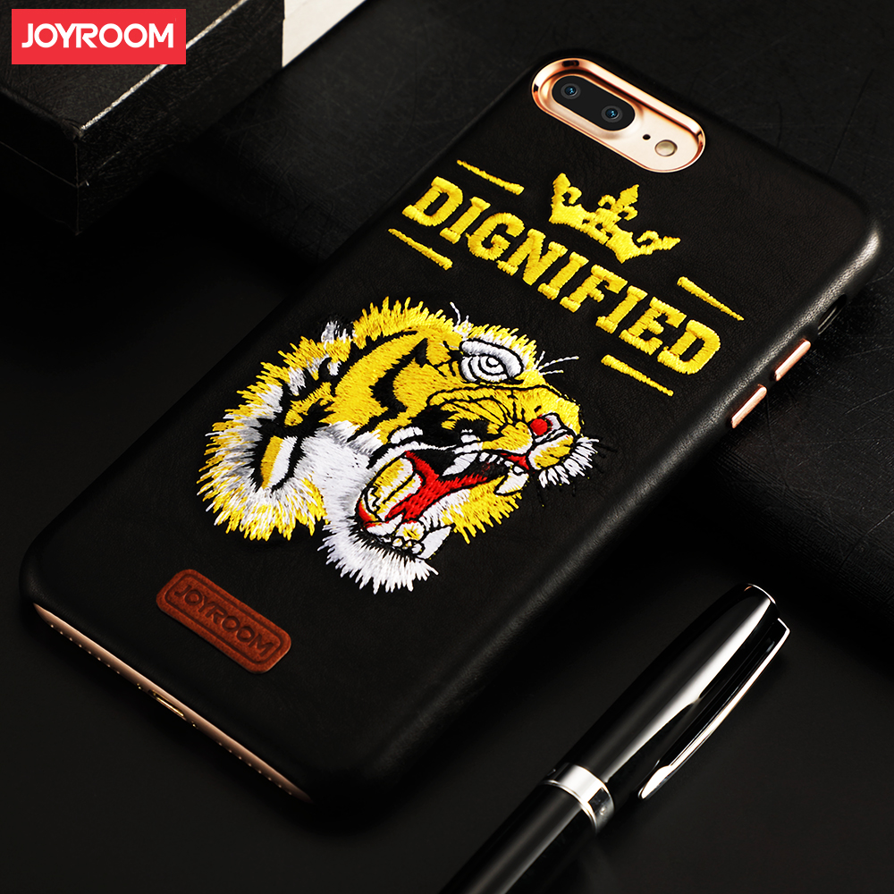 for iphone 6 plus case iphone 6s plus coque high quality pu leather 3D relief China embroidery design hard pc mobile accessory