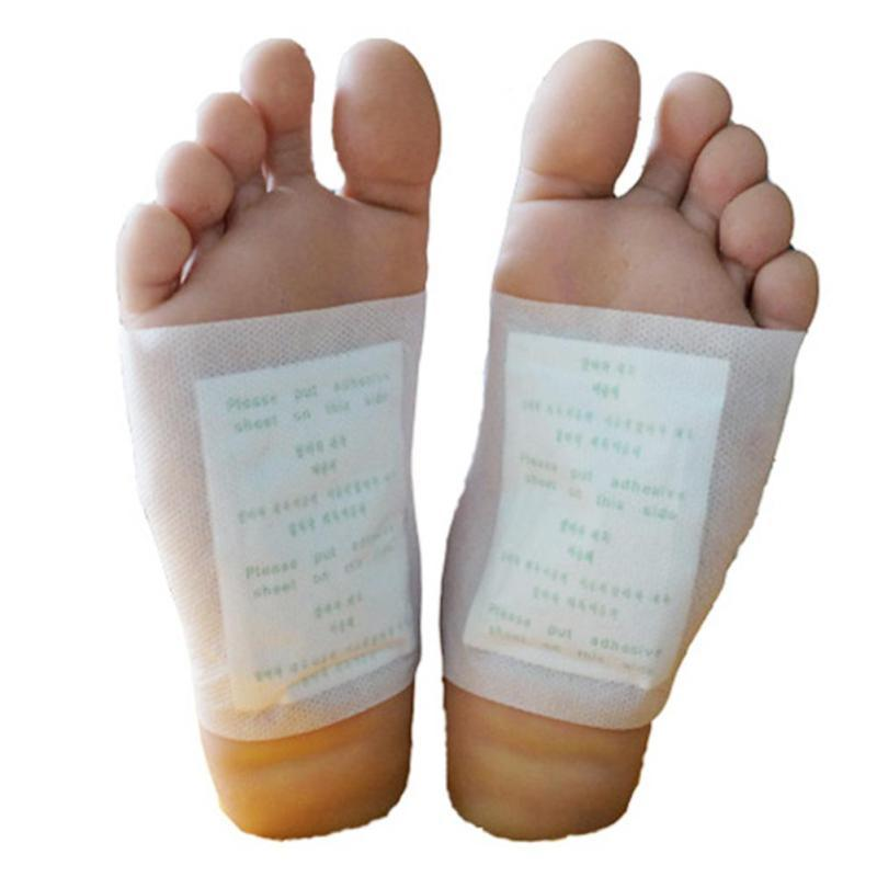 Chinese Medicine Posted Improve Sleep Health 10 Pcs Detox Foot Patch Beauty Thin Stickers Health Care A6