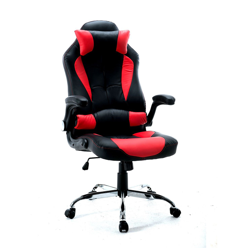 Fashion computer chair WCG gaming chair athletics LOL chair with aluminum alloy legs