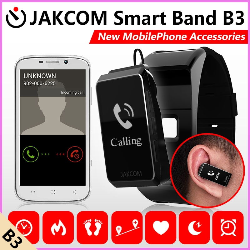 Jakcom B3 Smart Band Smartband Heart Rate Monitor Wristband Fitness Flex Bracelet for iOS Android PK xiomi mi Band 2 fitbits