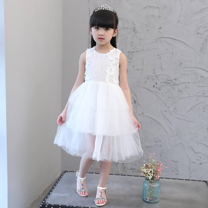 so beautiful good quality Lace Princess voile tutu Dresses 2017summer boys Girls Kid cute baby Clothes Children Clothing
