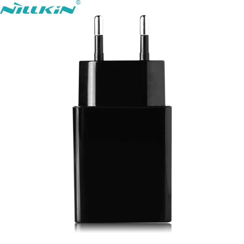 Original NILLKIN 5V 2A Universal Mobile Phone Charger Adapter EU Europe Standard USB Plug Power Wall Charging for iPhone Samsung