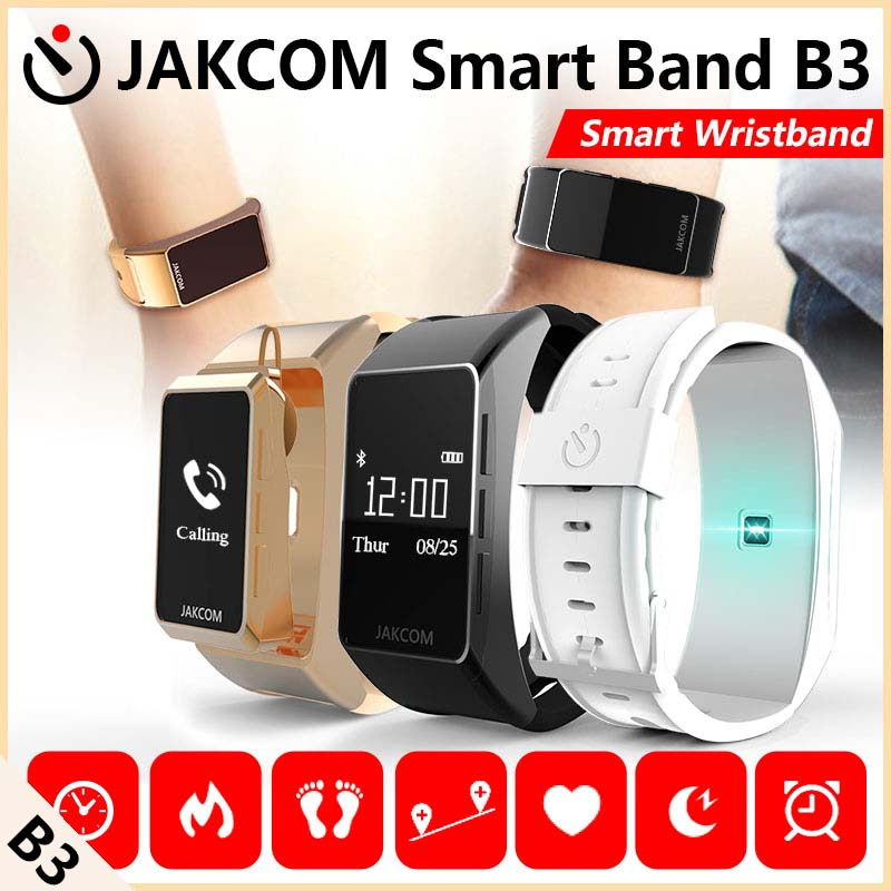 Jakcom B3 Smart Band Smartband Heart Rate Monitor Wristband Fitness Flex Bracelet for iOS Android PK xiomi mi Band 2 for fitbits