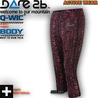 Dare2b Women Articulate 3/4 Tight Running Cycling Walking Gym Outdoor Sport Pant