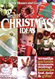 Best of Christmas Ideas (Better Homes and Gardens Cooking)