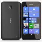 BRAND NEW NOKIA LUMIA 635 4G LTE BLACK & ORANGE 8GB WINDOWS 8 SMARTPHONE UNLOCK*