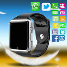 US Bluetooth Wrist Smart Watch GSM Phone For Android Samsung iOS SIM Camera A1