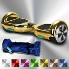 E-Balance Board ROBWAY W1 CHROME EDITION Skateboard Hoverboard 6,5`Reifen