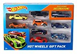 Hot Wheels 9 Car Gift Pack (Styles/Color May Vary)
