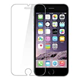 Plus Tempered Glass Screen Protector Guard for Apple iPhone 6 / Apple iPhone 6S