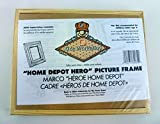 Home Depot Hero Kids Workshop Picture Frame Craft Kit Parent/Child Wood Working Project