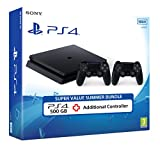 PS4 500GB Slim with Additional DS4