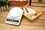 Jannat Sf-400 10Kg Electronic Lcd Kitchen Weighing.Scale Machine