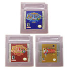 Nintendo GBC Game The Legend of Zelda Series Video Game Cartridge Console Card