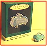 HALLMARK Miniature 1950s Pedal Car ornament