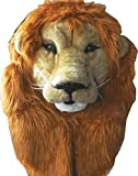 Lion Fursuit Head Mascot Costume Adult Animal Head Costume / Delivery Time 3 to 4 Weeks