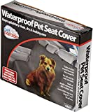 LifeShop Waterproof Dog Car Seat Cover for Trucks, SUV, Family Van and Sedan, Universal Automotive Pet Barrier Suitable for All Cars