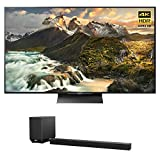 Sony XBR-75Z9D 75-Inch Class 4K Ultra HD TV w/ Sony HT-ST5000 7.1.2ch 800W Dolby Atmos Sound Bar