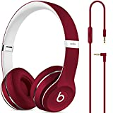 Beats By Dr. Dre Solo2 Red Luxe Edition On-Ear Wired Headphones