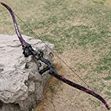 Archery Takedown Recurve Bow Right Handed Riser For Adult Outdoor Sports Hunting Shooting Bow Sight Arrows Rest Bow Accessories Set