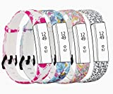 CUMILO Fitbit Alta HR Color Bands Replacement Accessory Wristband for Fitness Activity Tracker