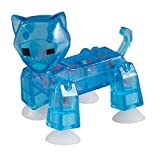 Zing Stikbot Cat Pose-able Suction Cup Animal Figure Fidget Toy (single figure random color)