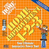 The Home Depot's Home Improvement 1-2-3 (Jewel Case)