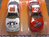 1999 Action #20 Tony Stewart Pontiac Grand Prix 1:64 Home Depot/Habitat For Humanity Limited Edition 2 Car Set by 1999 action #20 Tony Stewart 1:64 Grand Prix Home Depot