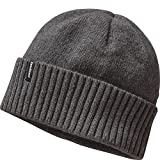 Patagonia Mens Brodeo Beanie (Feather Grey, One Size Fits All)