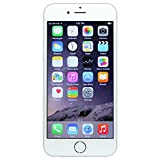 Apple iPhone 6 a1549 16GB Silver Smartphone GSM Unlocked (Certified Refurbished)