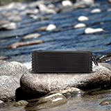 Rayhome Wireless Bluetooth Speaker V2 HD Bass 44mm Dual Driver (20W) 2600mAh Outdoor Portable Ultra-Loud Stereo Rugged Shockproof and Waterproof for Extreme Sports Indoor & Outdoor Activity
