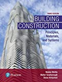 Building Construction: Principles, Materials, and Systems (3rd Edition)