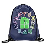 ak79 homestuck symbol travelling bag white
