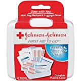 Johnson & Johnson First Aid Mini To Go Kit by Johnson's