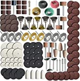 Rotary Tools 337 Piece Rotary Tool Accessory Set - Fits Dremel - Grinding, Sanding, Polishing