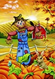 "Toland Home Garden 112507 Scarecrow Buddies 12.5 X 18"" Decorative USA-Produced Garden Flag"
