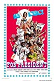 "Linda Lovelace For President Movie Mini Poster #01 11""x17"""
