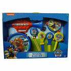 Paw Patrol Musical Instruments Band Station Band Set Guitar Keyboard Toy NEW