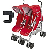 maclaren twin techno double stroller sale up to 70 off best deals today. Black Bedroom Furniture Sets. Home Design Ideas